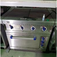 Плита электрическая ABAT ЭП-4ЖШ четырехконфорочная с жарочным шкафом БУ