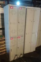 Шкаф гардеробный 4-х створчатый БУ