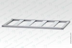 Полка - решетка СПРн - 600*800 Norma Inox