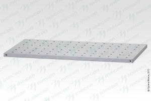 Полка сплошная СПРн - 1500*800 Norma RAL