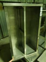Полка металлическая навесная 1000*600*400 БУ