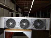 Воздухоохладитель LU-VE F30HC522E6 3 вентилятора БУ