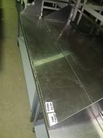Полка металлическая 1500*300 БУ