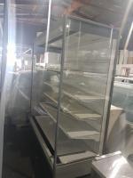 Витрина холодильная шкаф-горка  CARRIER MENDOS EU 188 SP-A L БУ