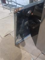 Зонт вытяжной из нержавейки 1050*1360*400 мм БУ